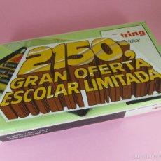 Coleccionismo: ANTIGUO ESTUCHE ESTILÓGRAFOS-GERMANY- ROTRING-NEGROS(DE LOS BUENOS)-NOS-PERFECTO-VER FOTOS.. Lote 113970500