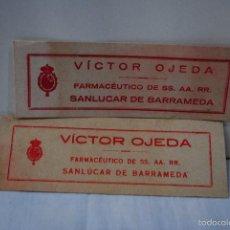 Coleccionismo: FARMACEUTICO DE SS. AA . RR.. Lote 57131213