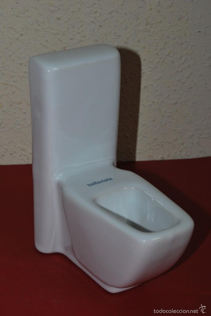 Peque o inodoro de porcelana publicidad de be comprar - Inodoros pequenos medidas ...