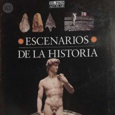 Coleccionismo: LÁMINAS ESCENARIOS DE LA HISTORIA. Lote 57634532