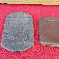 Coleccionismo: 2 PITILLERAS DE TABACO. Lote 57828931
