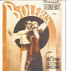 Coleccionismo - CROMO CINE 1569: BOLERO - 57900360