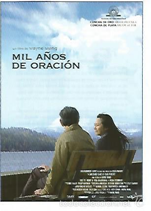 CROMO CINE 1637: MIL AOS DE ORACION (Coleccionismo - Laminas, Programas y Otros Documentos)