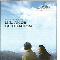 Coleccionismo: CROMO CINE 1637: MIL AOS DE ORACION. Lote 57900434