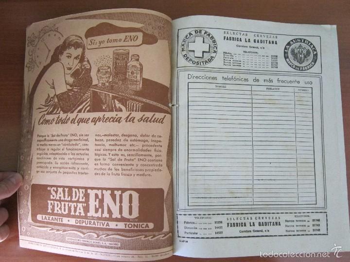 Coleccionismo: ANTIGUA GUÍA TELEFÓNICA DE CÁDIZ Y PROVINCIA - AÑO 1963 - Foto 3 - 57926443