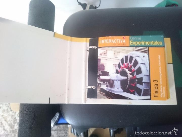 Coleccionismo: ENCICLOPEDIA INTERACTIVA DE CONSULTA con varios CDROMs VER FOTOS - ED. EL PERIODICO -RefM1E3 - Foto 3 - 58068707