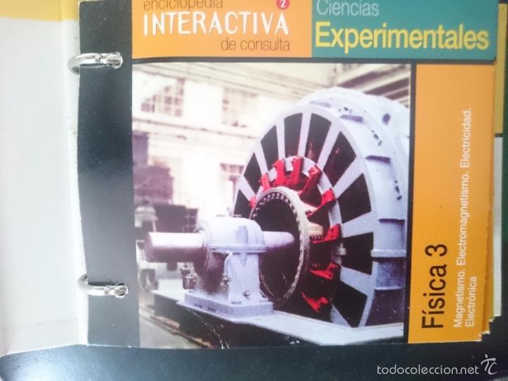 Coleccionismo: ENCICLOPEDIA INTERACTIVA DE CONSULTA con varios CDROMs VER FOTOS - ED. EL PERIODICO -RefM1E3 - Foto 4 - 58068707
