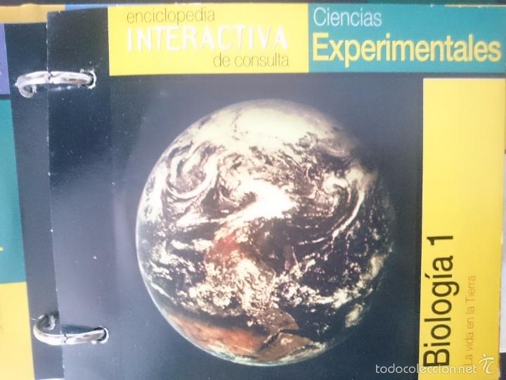 Coleccionismo: ENCICLOPEDIA INTERACTIVA DE CONSULTA con varios CDROMs VER FOTOS - ED. EL PERIODICO -RefM1E3 - Foto 7 - 58068707