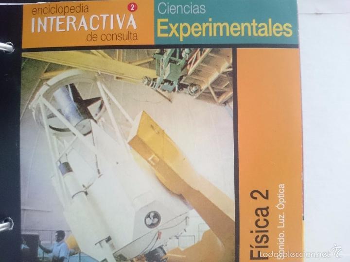 Coleccionismo: ENCICLOPEDIA INTERACTIVA DE CONSULTA con varios CDROMs VER FOTOS - ED. EL PERIODICO -RefM1E3 - Foto 11 - 58068707