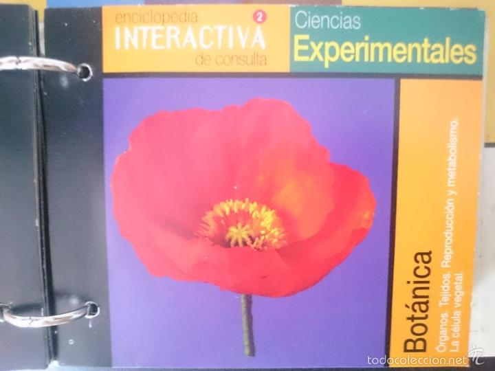 Coleccionismo: ENCICLOPEDIA INTERACTIVA DE CONSULTA con varios CDROMs VER FOTOS - ED. EL PERIODICO -RefM1E3 - Foto 13 - 58068707