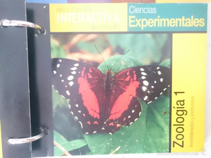 Coleccionismo: ENCICLOPEDIA INTERACTIVA DE CONSULTA con varios CDROMs VER FOTOS - ED. EL PERIODICO -RefM1E3 - Foto 21 - 58068707