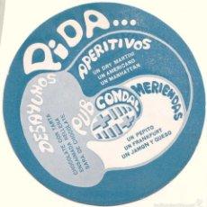 Coleccionismo: POSAVASOS PUB CONDAL. Lote 58110942