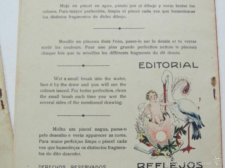 cuadernos para colorear 1915 - Comprar en todocoleccion - 58275569