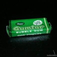 Coleccionismo: CHICLE BUBBLE GUM * GUMTAR * CLOROFILA - AÑOS 80!!. Lote 162920269