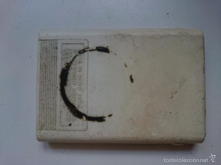 Coleccionismo: ANTIGUA LUPA DE BOLSILLO PLEGABLE APLANADA AÑOS 80 - Foto 5 - 58353775