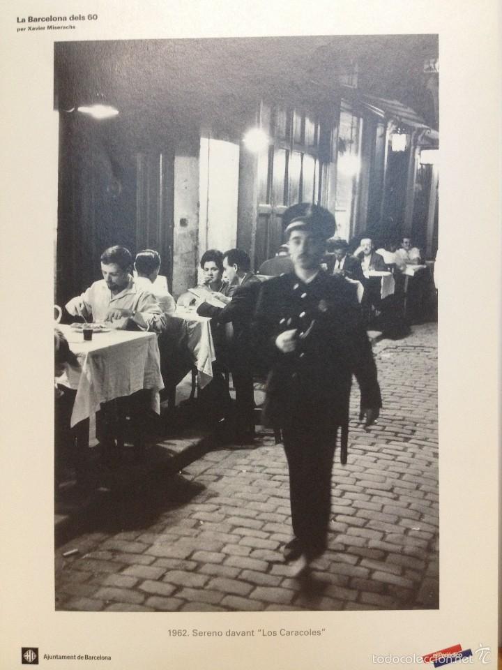 Coleccionismo: 6 LAMINAS / FOTOGRAFIA - ANY 1962 - LA BARCELONA DELS 60 - EL PERIODICO (R) - Foto 5 - 58414416
