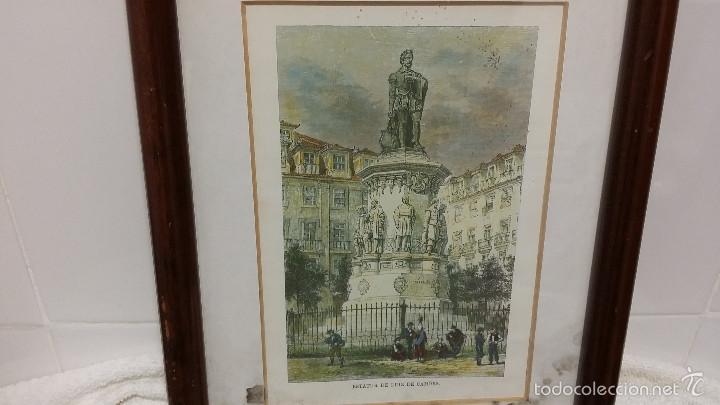 Coleccionismo: cuadro lamina - Foto 2 - 58435614