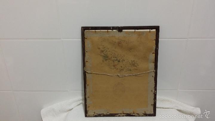 Coleccionismo: cuadro lamina - Foto 2 - 58435625