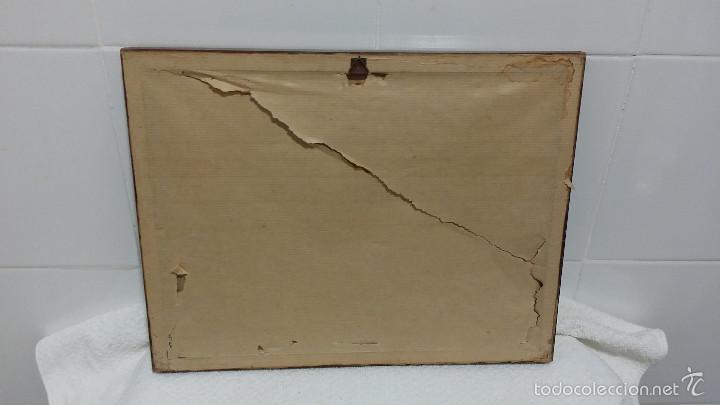 Coleccionismo: cuadro lamina - Foto 2 - 58435631