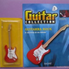 Coleccionismo: GUITAR COLLECTION Nº 1, SALVAT, GUITARRA ROCK JIMI HENDRIX !!!!NUEVA!!!!. Lote 58582674