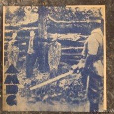 Coleccionismo: TRIPTICO DE PROPAGANDA GUERRA CIVIL AMDG JESUITAS COMUNISTAS MASONERIA APRENDAMOS A LUCHAR POR LA FE. Lote 58611865