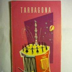 Coleccionismo: PROGRAMA FIESTAS SAN MAGIN-TARRAGONA 1963 --20 PAG-BB. Lote 58694145