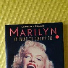 Coleccionismo: MARILYN MONROE:(LIBRO) SUS EXITOS Y SUS PELICULAS EN LA TWENTIETH CENTURY FOX. VER FOTOS.. Lote 58882656