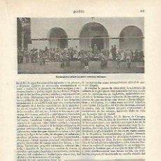 Sammelleidenschaft Papier - LAMINA ESPASA 12437: Exploradores serbios y espaoles - 60234833