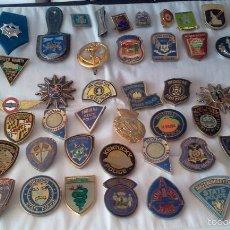 Coleccionismo: PLACAS Y PLACAS Y INSIGNIAS POLICIALES. Lote 60495483
