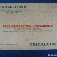 Coleccionismo: TRICALCINE. (21 X 7 CM). Lote 61539732