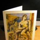 Coleccionismo: CENTENARIO DE U.E.E. (UNIÓN ESPAÑOLA DE EXPLOSIVOS) DÍPTICO CONMEMORATIVO. Lote 61677908