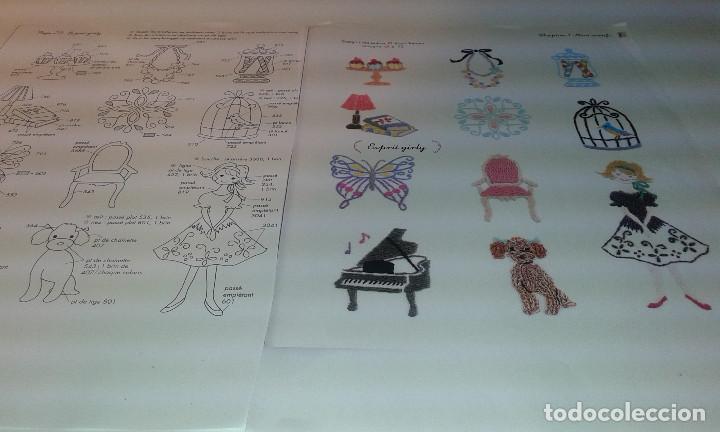 bonitos dibujos para bordar - Comprar en todocoleccion - 61775484