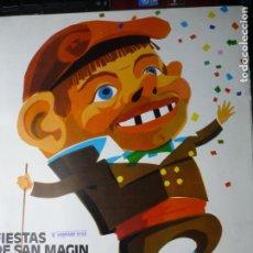Coleccionismo: PROGRAMA FIESTAS S.MAGIN Y STA. TECLA -TARRAGONA 1972 --BB. Lote 62008368