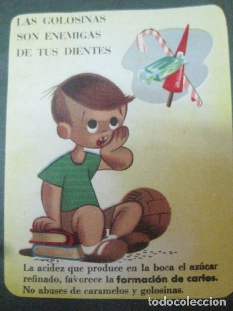 Coleccionismo: 1953 - DOS LAMINAS RARA Y ANTIGUA PUBLICIDAD EN PAPEL DE PROFIDEN CON MUCHO ENCANTO - Foto 4 - 68779909