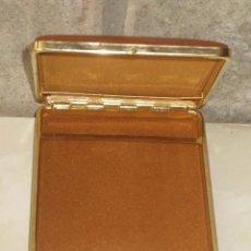 Coleccionismo: PITILLERA DE PIEL AÑOS 70.. Lote 62277432