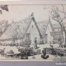 Coleccionismo: LAMINA DE EMILIO FREIXAS (M). Lote 62292748