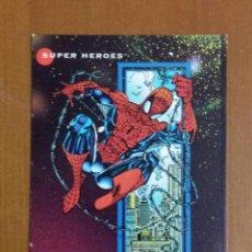 Coleccionismo: 1992 IMPEL MARVEL UNIVERSE SERIE III CARDS. TARJETAS SUPER HÉROES. SPIDERMAN. Lote 62362756