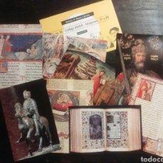 Coleccionismo: 7 LAMINAS BIBLIOTECA DE ÁLBUMES CULTURALES - JUEGO 10 -. Lote 62480942