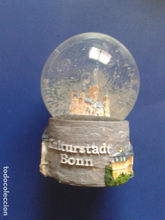 Bola de nieve de cristal monumento de kultursta comprar - Bola nieve cristal ...