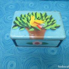 Coleccionismo: ANTIGUA CAJA COLACAO. Lote 63012980