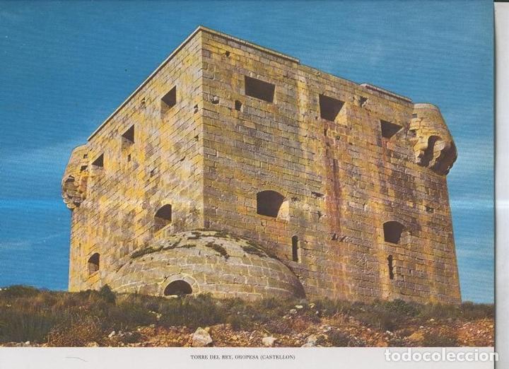 Castillo De Torre Del Rey Oropesa Castellon