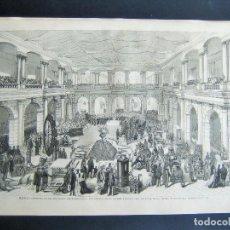Coleccionismo: MÉJICO: EXPOSICIÓN DE LAS INDUSTRIAS NORTE AMERICANAS. Lote 63108860
