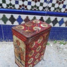 Coleccionismo: CAJA DE LATA COLACAO. Lote 63497272