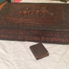Coleccionismo: TABAQUERA Y CAJA DE CERILLAS. Lote 63592075