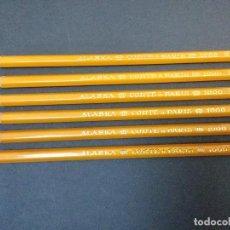 Coleccionismo: LOTE 6 LAPICEROS TÉCNICOS H. KOH-I-NOOR. Lote 64103883