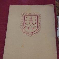 Coleccionismo: PROGRAMA FIESTAS BETANZOS. Lote 64312329