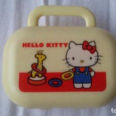 Coleccionismo: SANRIO JABONERA VINTAGE HELLO KITTY. HECHO EN JAPÓN 80S. Lote 64318271