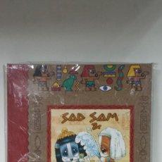 Coleccionismo: ALBUM FOTOS SAD SAM CLEOPATRA BUSQUETS DIS2 AÑOS 80/90-PRECINTADO. Lote 64423567