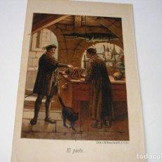 Coleccionismo: LITOGRAFÍA . Lote 64584639