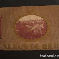 Coleccionismo: ALBUM DE REUS - VER FOTOS Y MEDIDAS -PUBLICIDAD..FOTOS CIUDAD ETC - (V- 7115). Lote 64972271